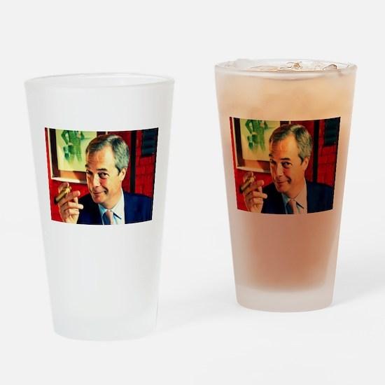 NIGEL Drinking Glass