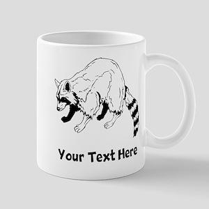Raccoon Mugs