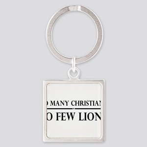 lions Keychains