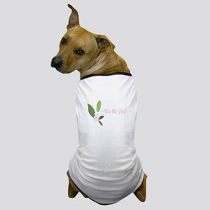 Bless This Day Dog T-Shirt