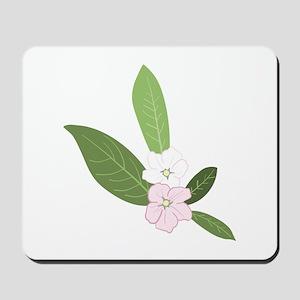 Dogwood Flower Mousepad