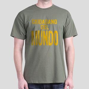 Ciudadano del Mundo Dark T-Shirt