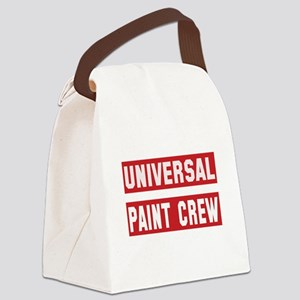Universal Paint Crew Canvas Lunch Bag
