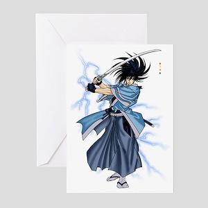 Samurai Greeting Cards (Pk of 10)
