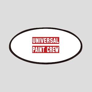 Universal Paint Crew Patch