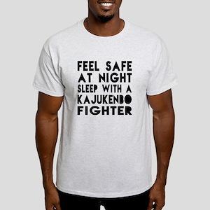 Feel Safe With Kajukenbo Fighter Light T-Shirt
