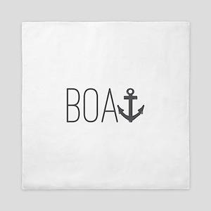 Boat Anchor Queen Duvet