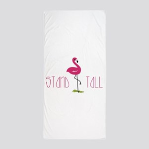 Stand Tall Beach Towel