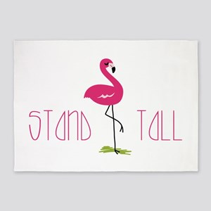 Stand Tall 5'x7'Area Rug