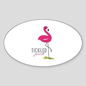 Tickled Pink Sticker