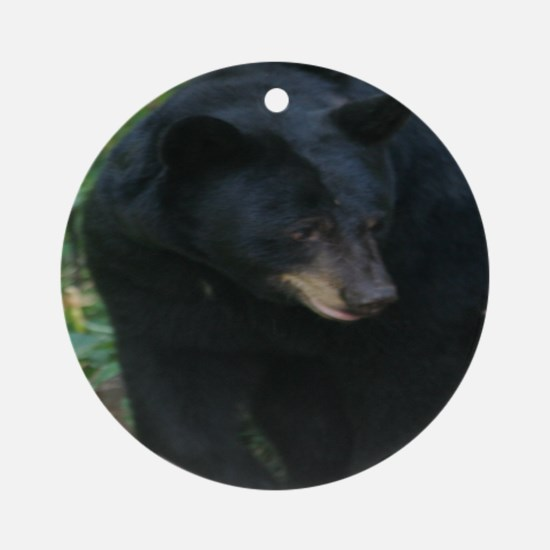 black bears Ornament (Round)