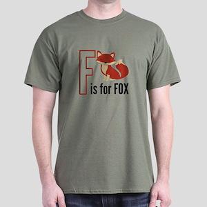 F For Fox T-Shirt