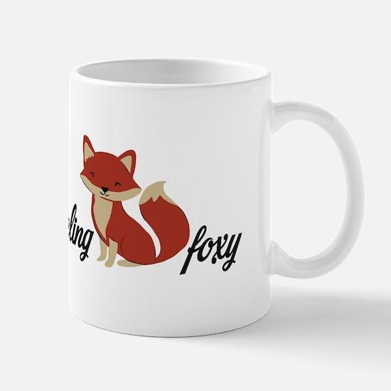Feeling Foxy Mugs