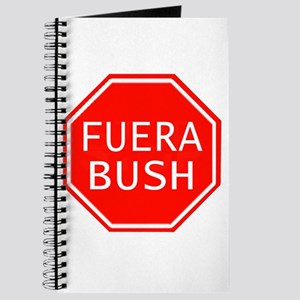 Fuera Bush en espanol Journal