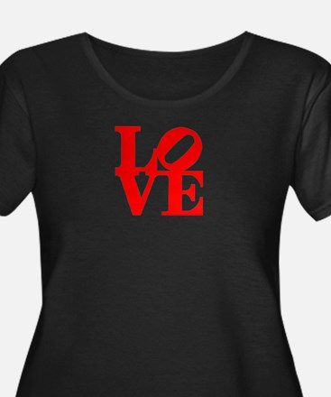 love3 Plus Size T-Shirt