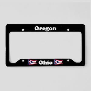 Oregon OH - LPF License Plate Holder
