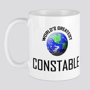 World's Greatest CONSTABLE Mug