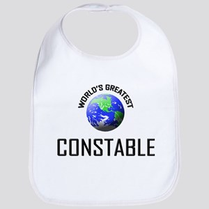 World's Greatest CONSTABLE Bib