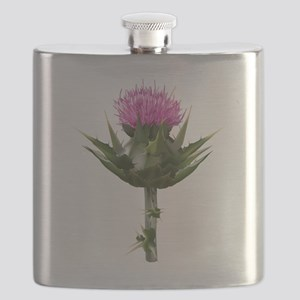 Thorny Thistle Flask