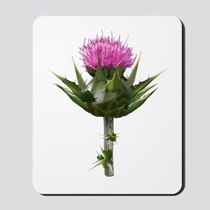 Thorny Thistle Mousepad
