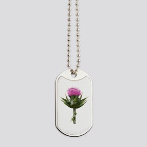 Thorny Thistle Dog Tags