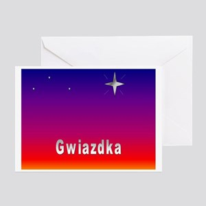 Little Star Polish Greeting Cards (Pk of 20)
