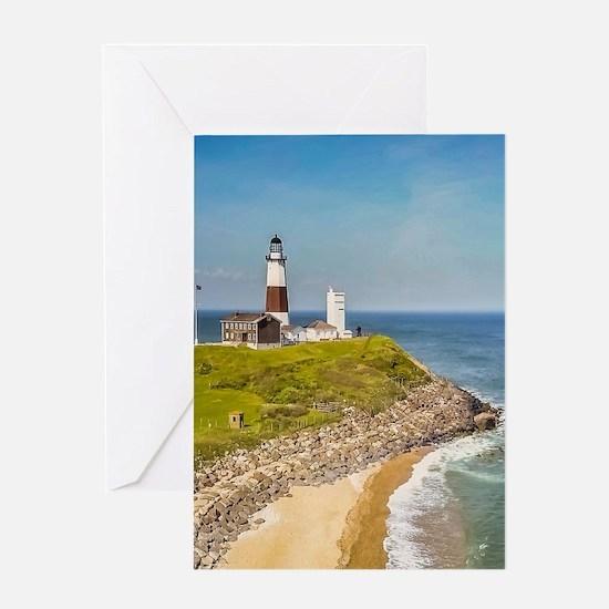 Lighthouse Large Greeting Cards
