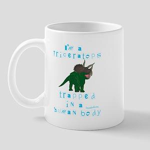 I'm a Triceratops Mug