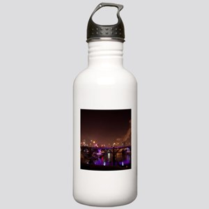 Border Wars Water Bottle
