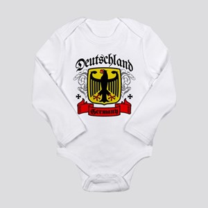 Deutschland Coat of Arms Body Suit