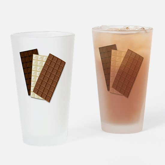 Cute Cacao Drinking Glass