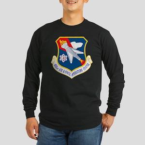 601st AOC Long Sleeve Dark T-Shirt