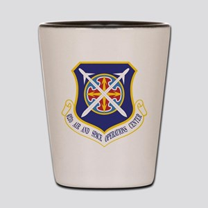 623rd AOC Shot Glass