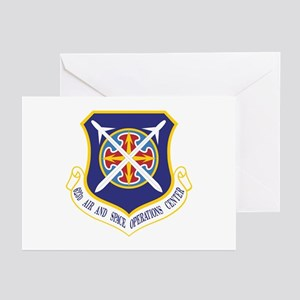 623rd AOC Greeting Cards (Pk of 10)
