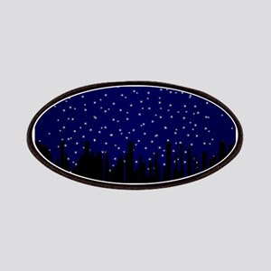 Stary Night Cityscape Patch