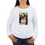 Mona / Gr Pyrenees Women's Long Sleeve T-Shirt