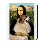 Mona / Gr Pyrenees Mousepad