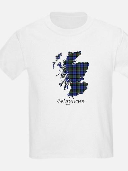 Map - Colquhoun T-Shirt
