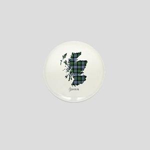Map - Gunn Mini Button
