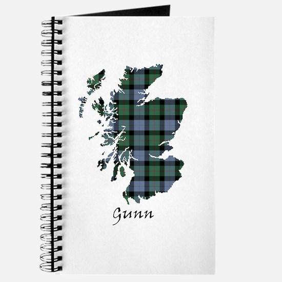 Map - Gunn Journal