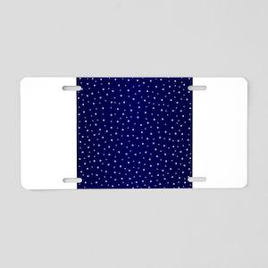 Stary Stary Night Aluminum License Plate