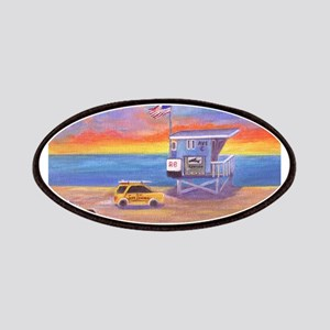 Redondo Beach Lifeguard Tower Patch