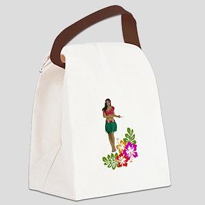 ISLANDER Canvas Lunch Bag