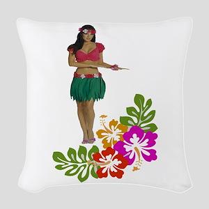 ISLANDER Woven Throw Pillow