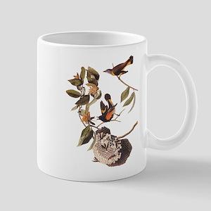 American Redstart Birds Vintage Audubon Art Mugs