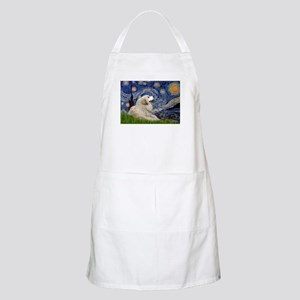 Starry / Gr Pyrenees Apron