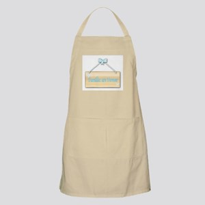 Families Are Forever Apron