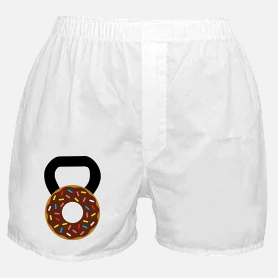 Unique Donut Boxer Shorts