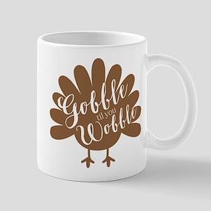 Gobble Wobble Turkey Mug
