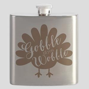 Gobble Wobble Turkey Flask